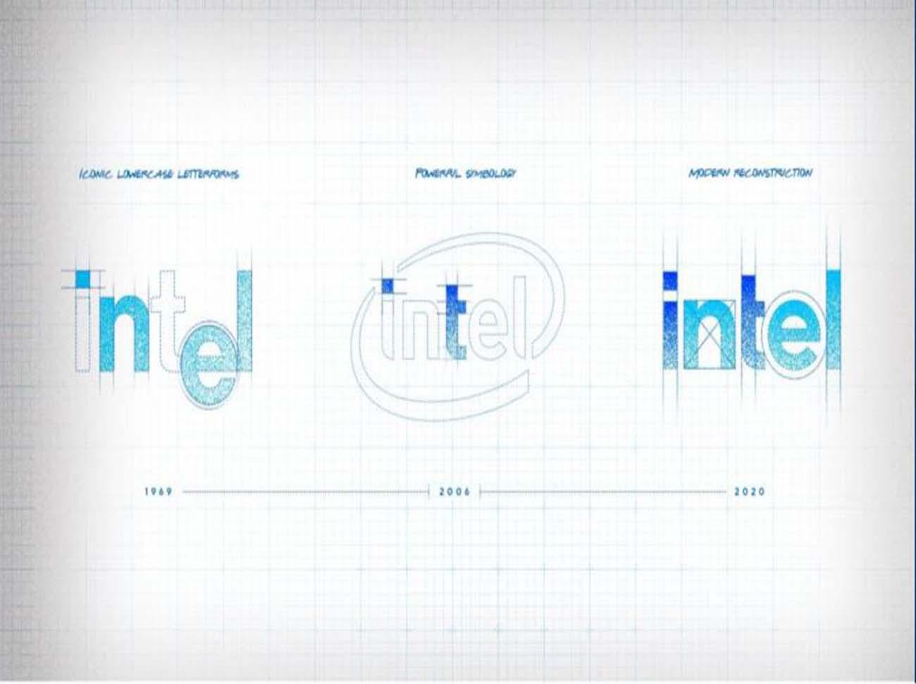 Intel Logosunu Değiştirdi! İşte Yeni Logo