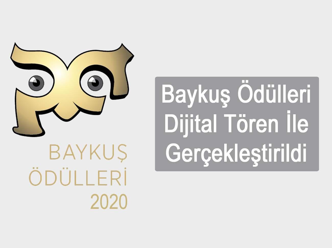 Baykuş Ödülleri (2020) Dijital Tören İle Gerçekleştirildi