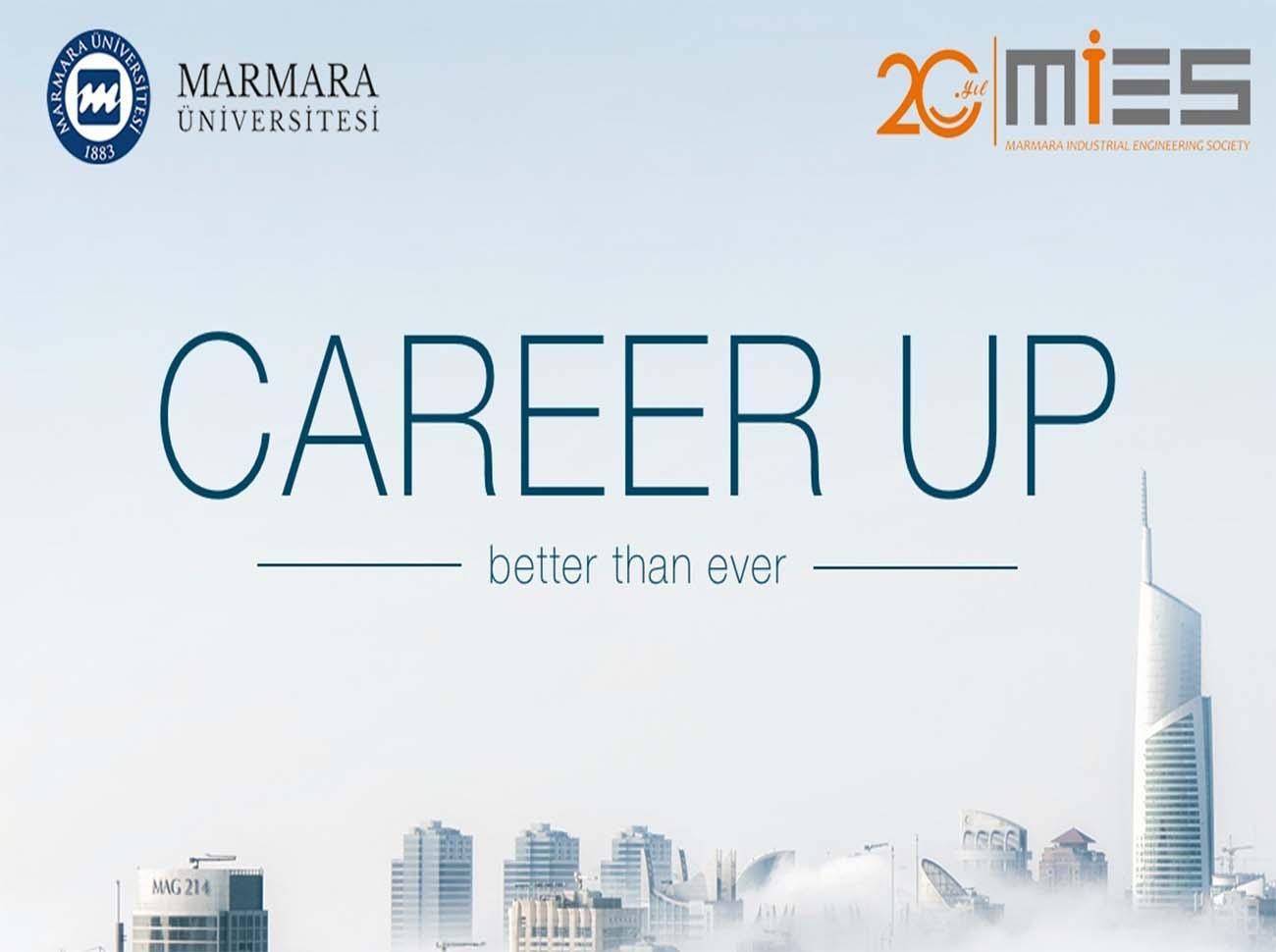 CareerUp Etkinliği 16 Ekim'de Gerçekleştirilecek