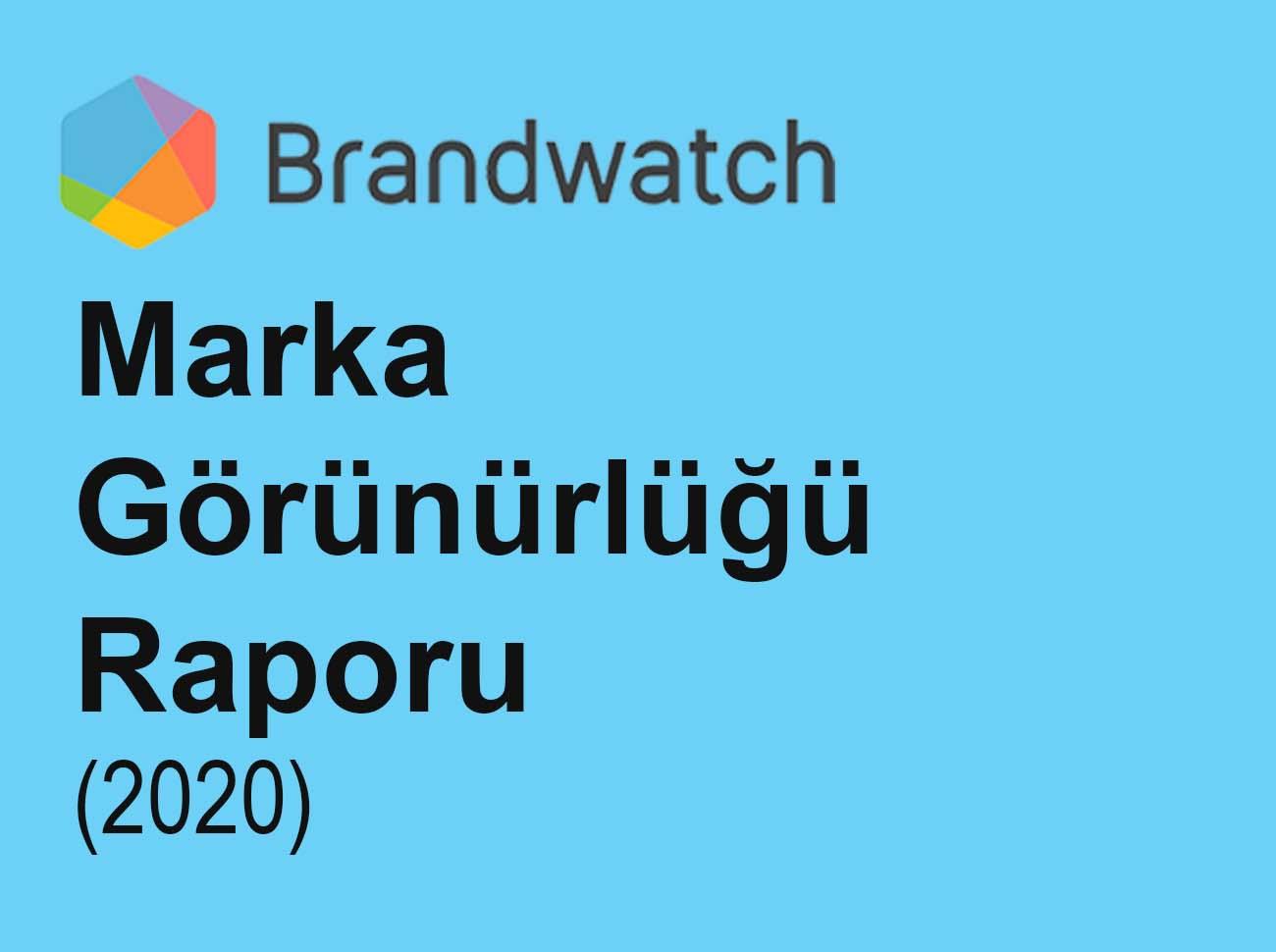 Marka Görünürlüğü Raporu (2020)