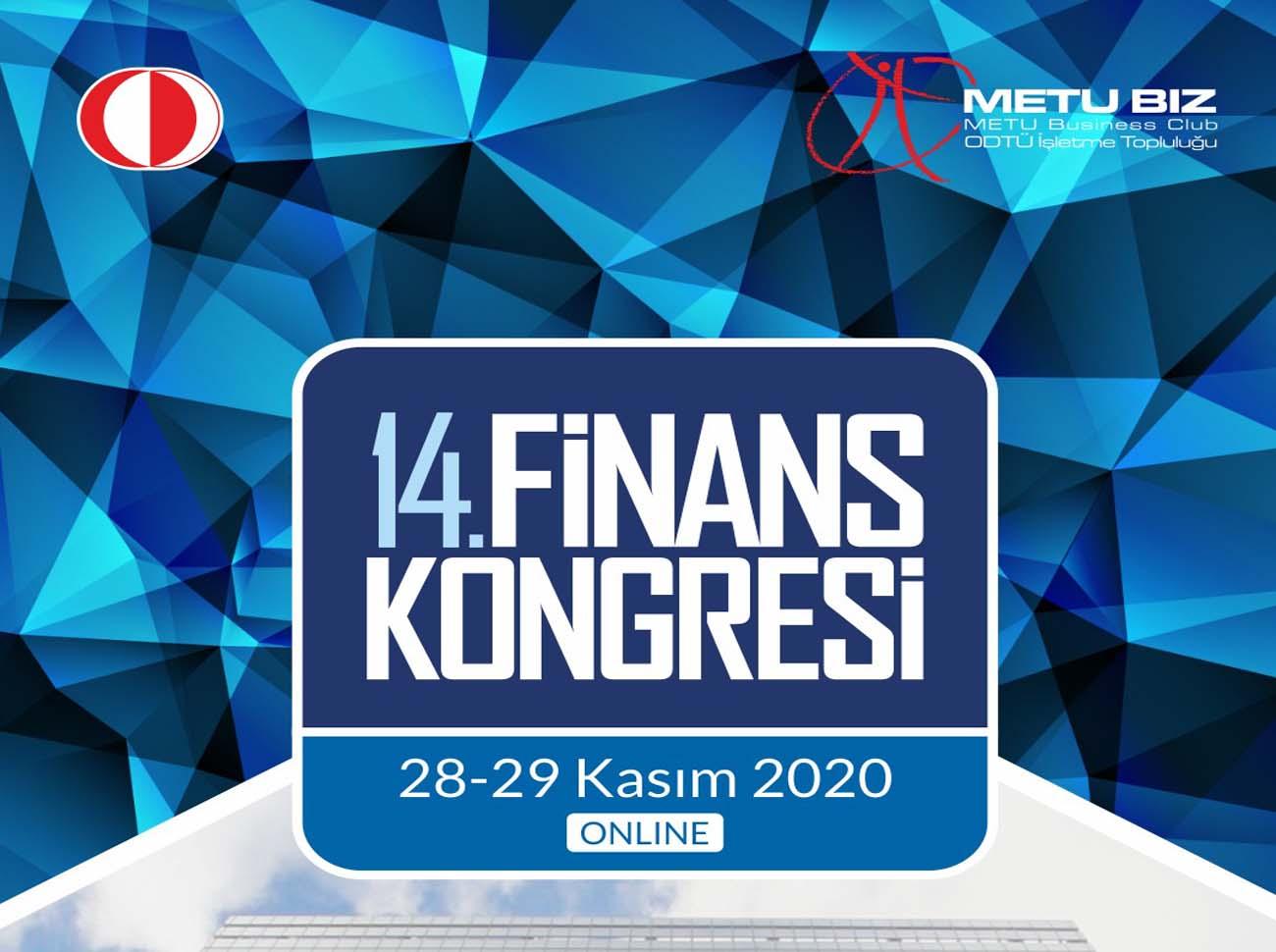 14. Finans Kongresi İçin Geri Sayım