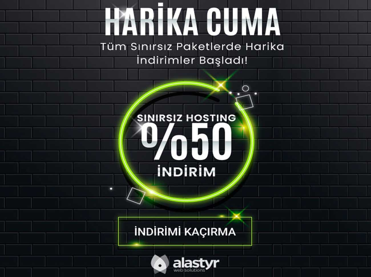 Alastyr Harika Cuma