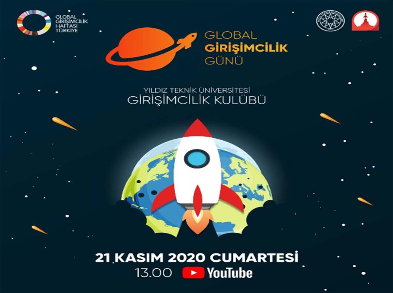 Global Girişimcilik Günü 2020 İçin Geri Sayım