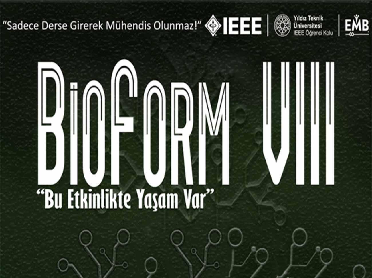 BioForm VIII Etkinliği İçin Geri Sayım