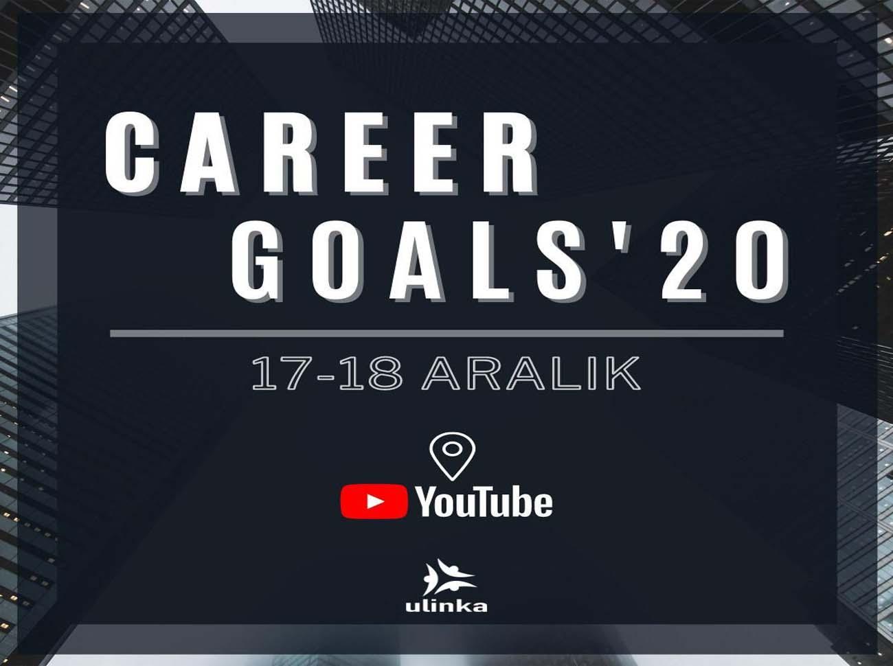 Career Goals 2020 Etkinliği İçin Geri Sayım