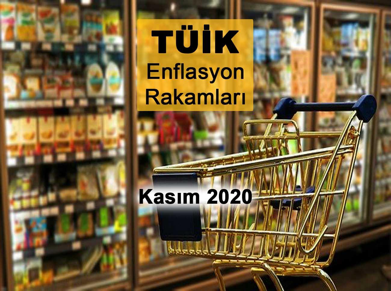 Enflasyon Rakamları (Kasım 2020) Açıklandı