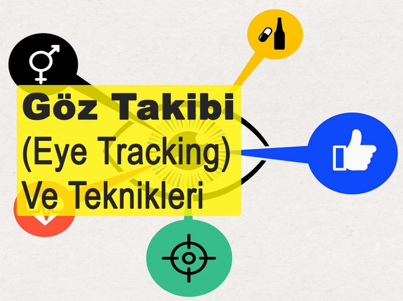 Göz Takibi (Eye Tracking) Ve Teknikleri