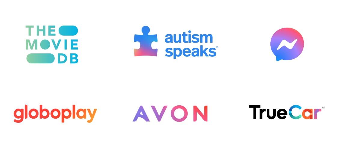 Gradyan Logo Örnekleri