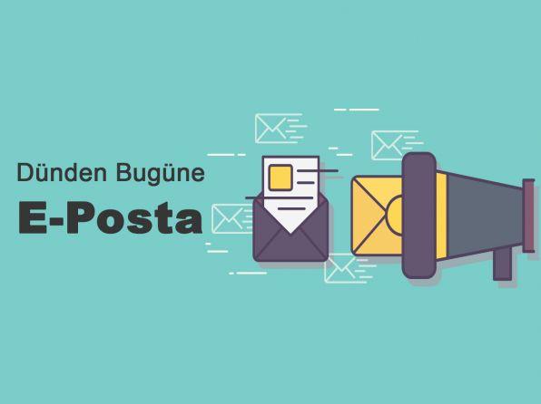Dünden Bugüne E-Posta: E-Mailin Tarihçesi