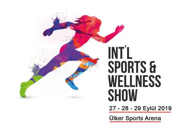 Int'l Sports & Wellness Show 27 Eylül'de Başlıyor