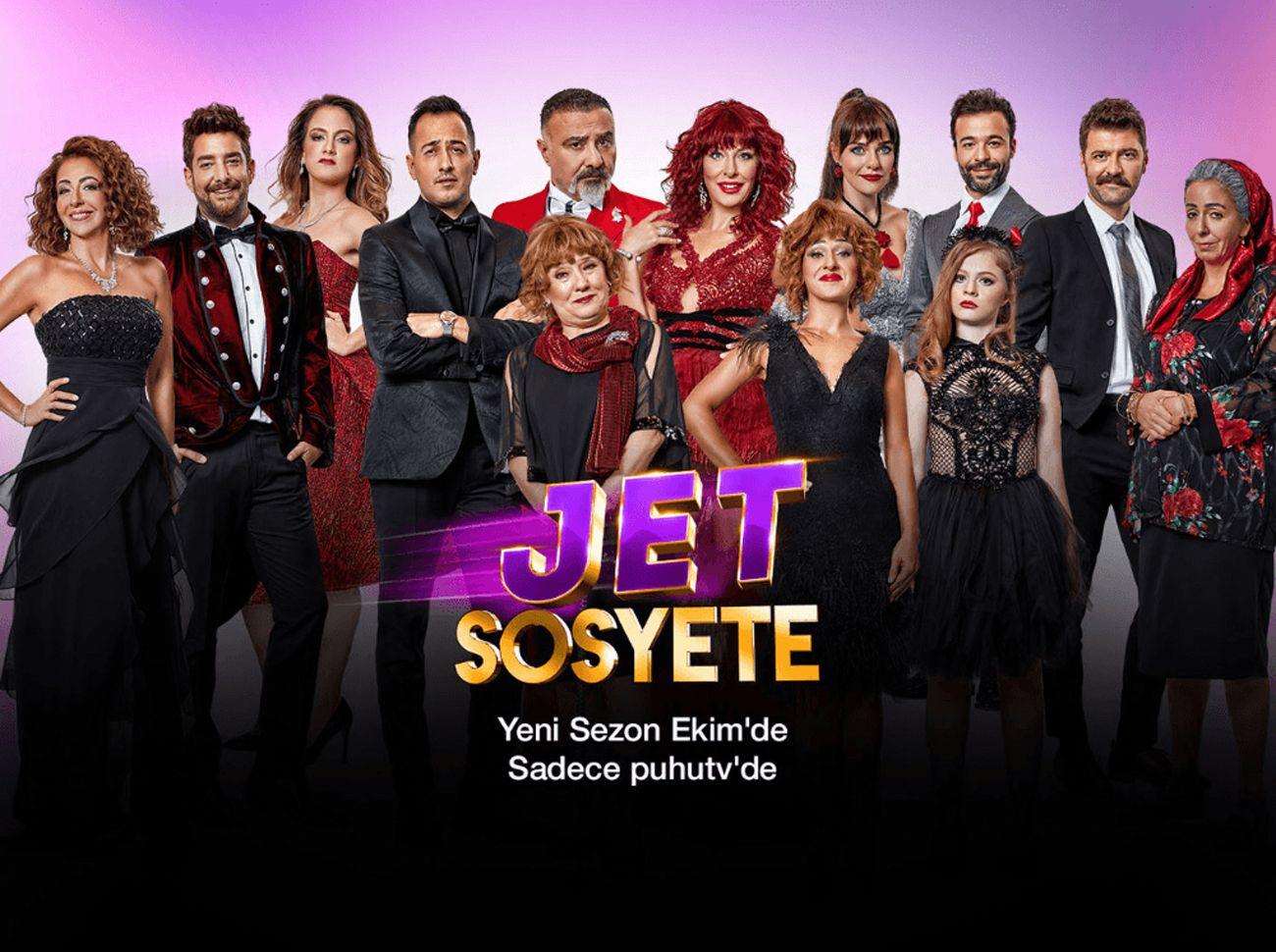 Jet Sosyete Yeni Sezonda Puhu Tv'de Olacak