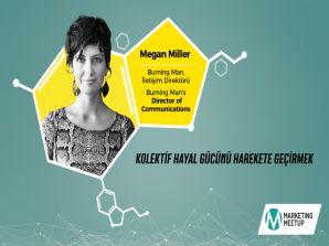 Megan Miller, Marketing Meetup Kapsamında Türkiye'ye Geliyor