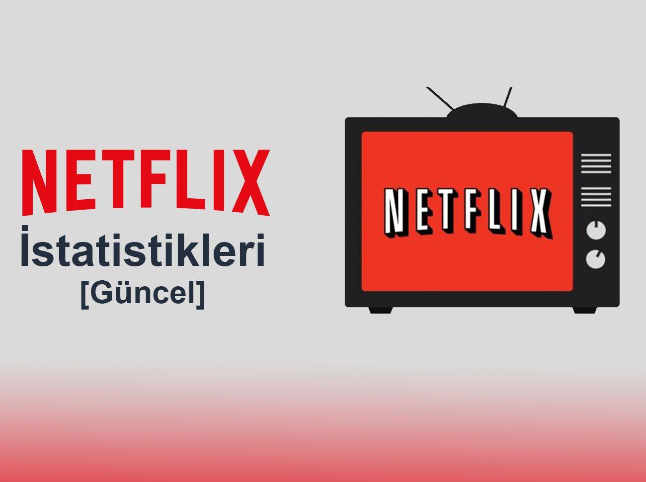 Netflix İstatistikleri (Güncel)