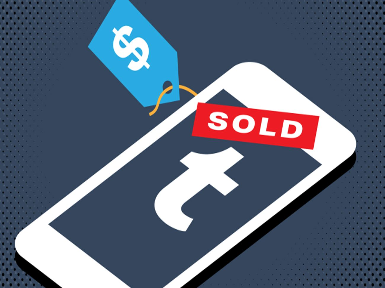 Tumblr 3 Milyon Dolara Automattic'e Satıldı