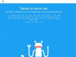 Twitter Çöktü, Dünya Genelinde Erişim Sorunu Yaşanıyor